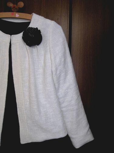 タックジャケット。