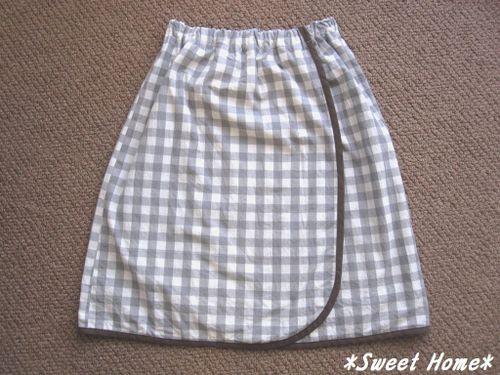 オーバースカート。