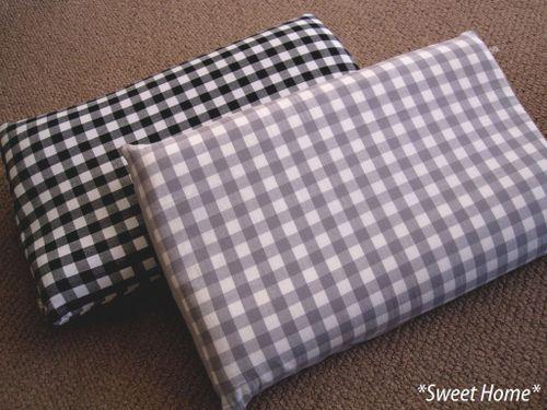 枕カバー。