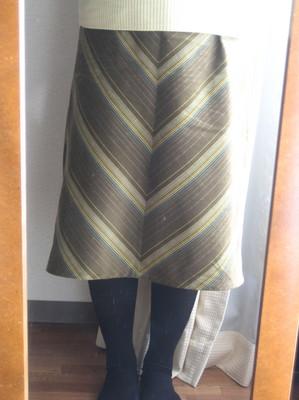 スカート。