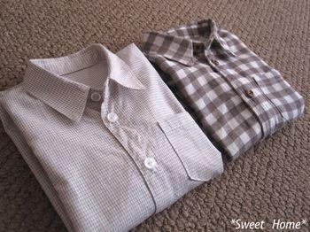フォーマルシャツ。