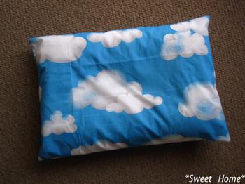 枕カバー(子供用)。