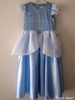 シンデレラのドレス。