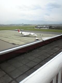山形空港。